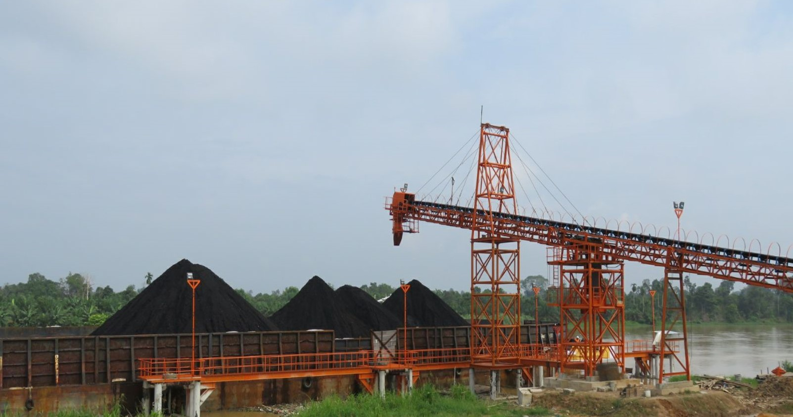 BLACKGOLD CELEBRATES COMPLETION OF ITS NEW JETTY IN RIAU PROVINCE